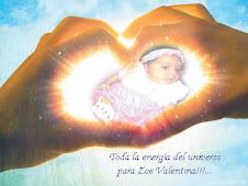 Mi bella sobrina...Zoe Valentina