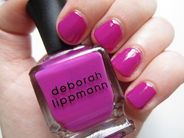 "... lifestyle blog: Nail of the Day: Deborah Lippmann ""Between The Sheets"