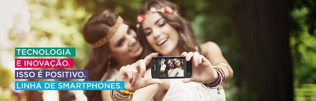 Celulares e Smartphones Positivo