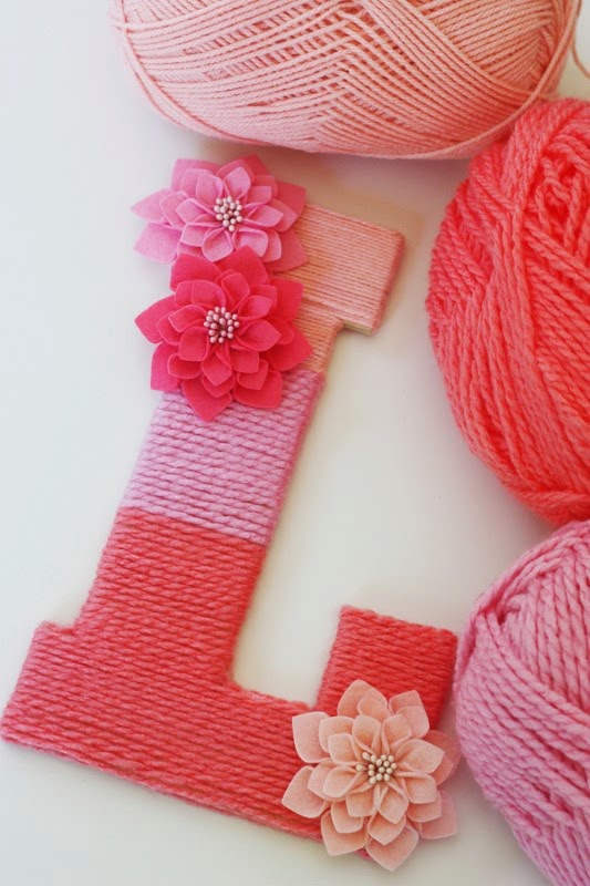 http://catchmyparty.com/blog/diy-how-to-make-a-yarn-wrapped-ombre-monogrammed-letter