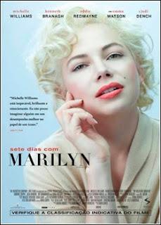 Assistir Sete Dias com Marilyn Online Dublado