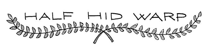 Half Hid Warp