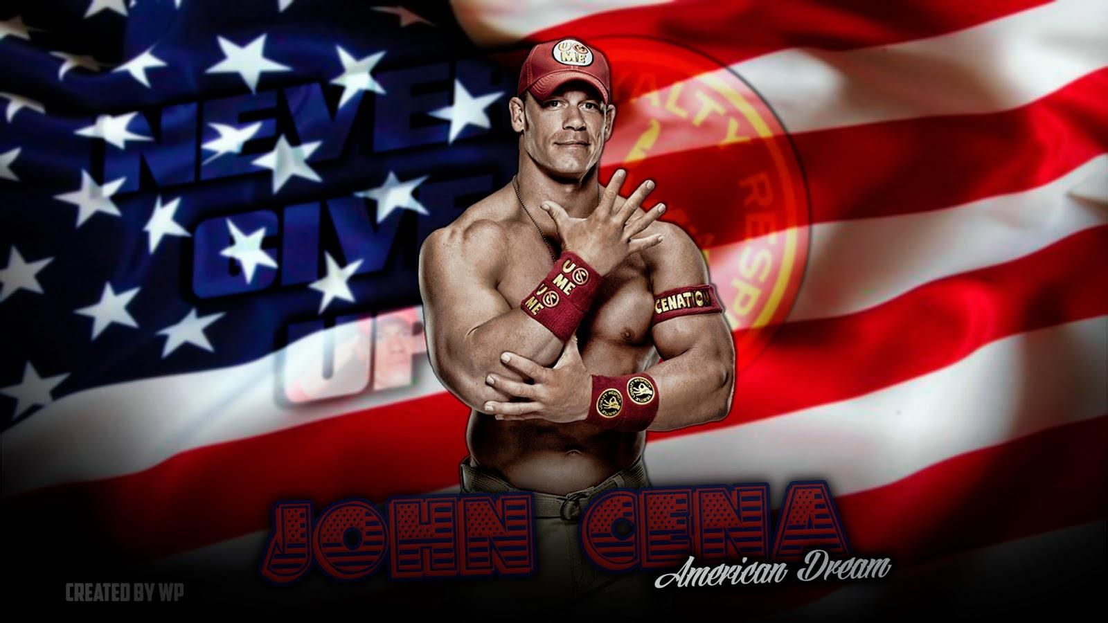 John Cena Latest 2016 HD Wallpaper