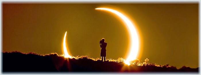 Eclipse Solar Parcial 23 de outubro de 2014