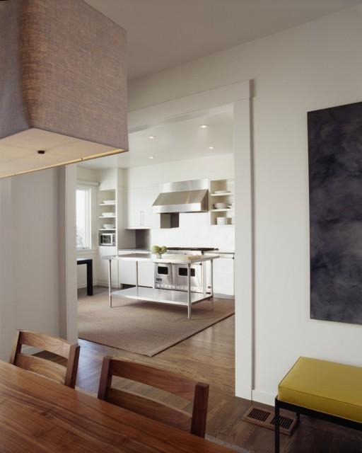 Houten keuken: moderne keuken design trends 2012, herontwerpen van ...