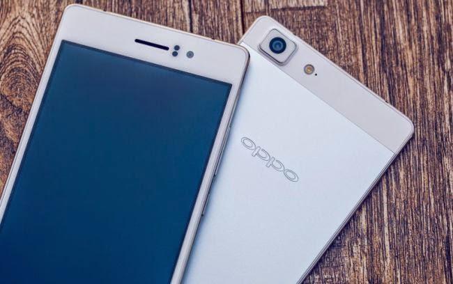 spesifikasi Oppo R5: