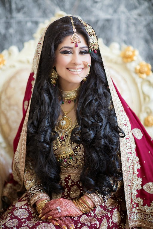 south asian wedding, indian wedding, bridal portrait, bridal jewelry