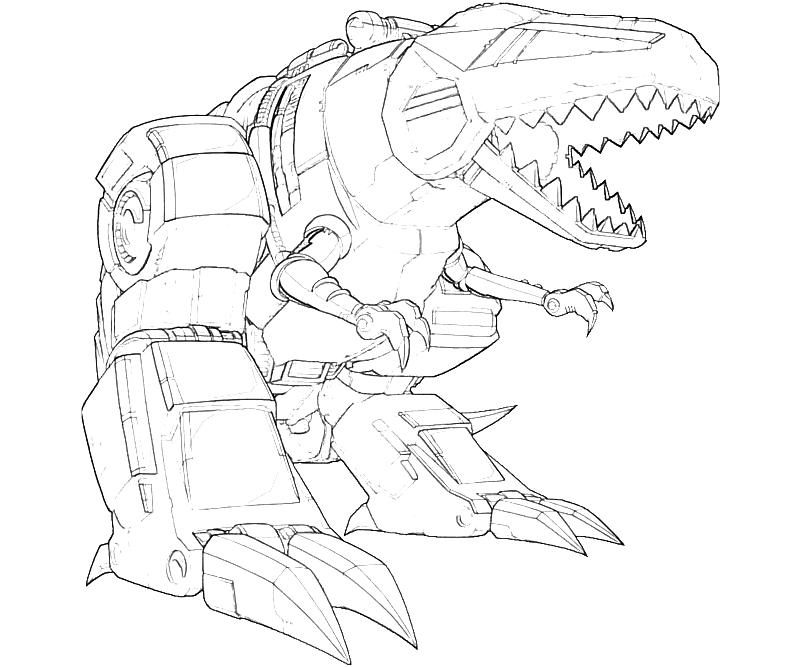 transformer gears coloring pages - photo#18