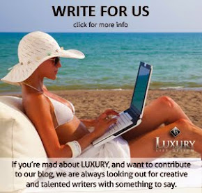 Write for Luxury Life Design