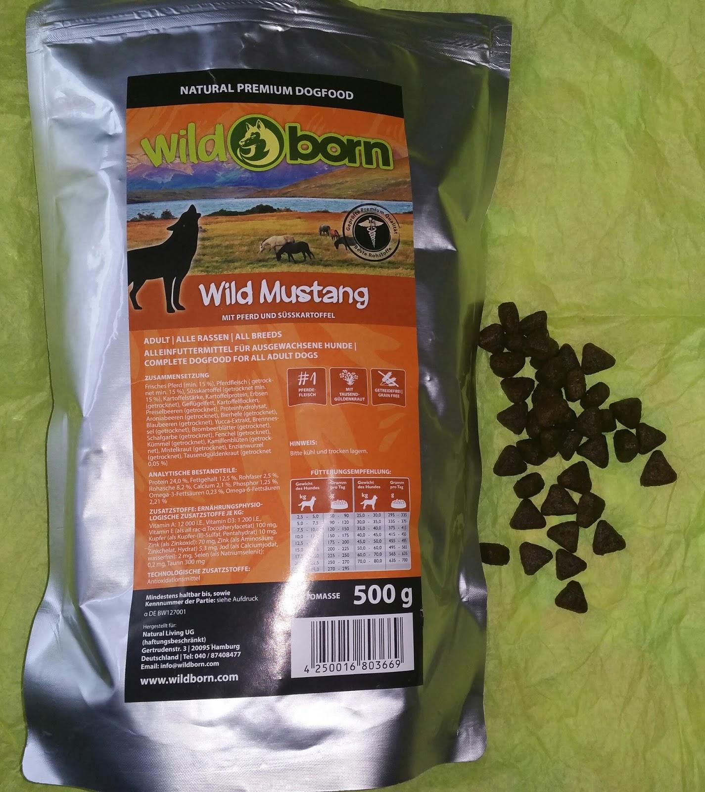 wildborn natural premium dogfood. Black Bedroom Furniture Sets. Home Design Ideas