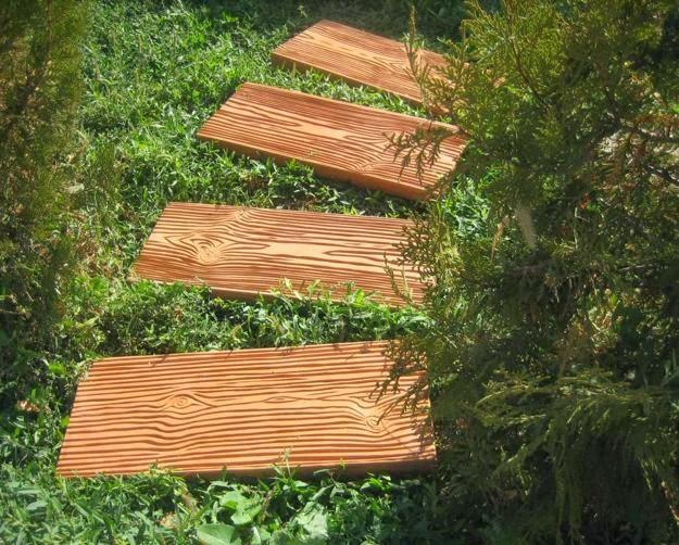home and garden wooden walkways for gardens