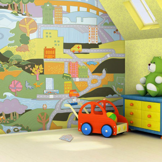 kids bedroom wall painting ideas 5 small interior ideas