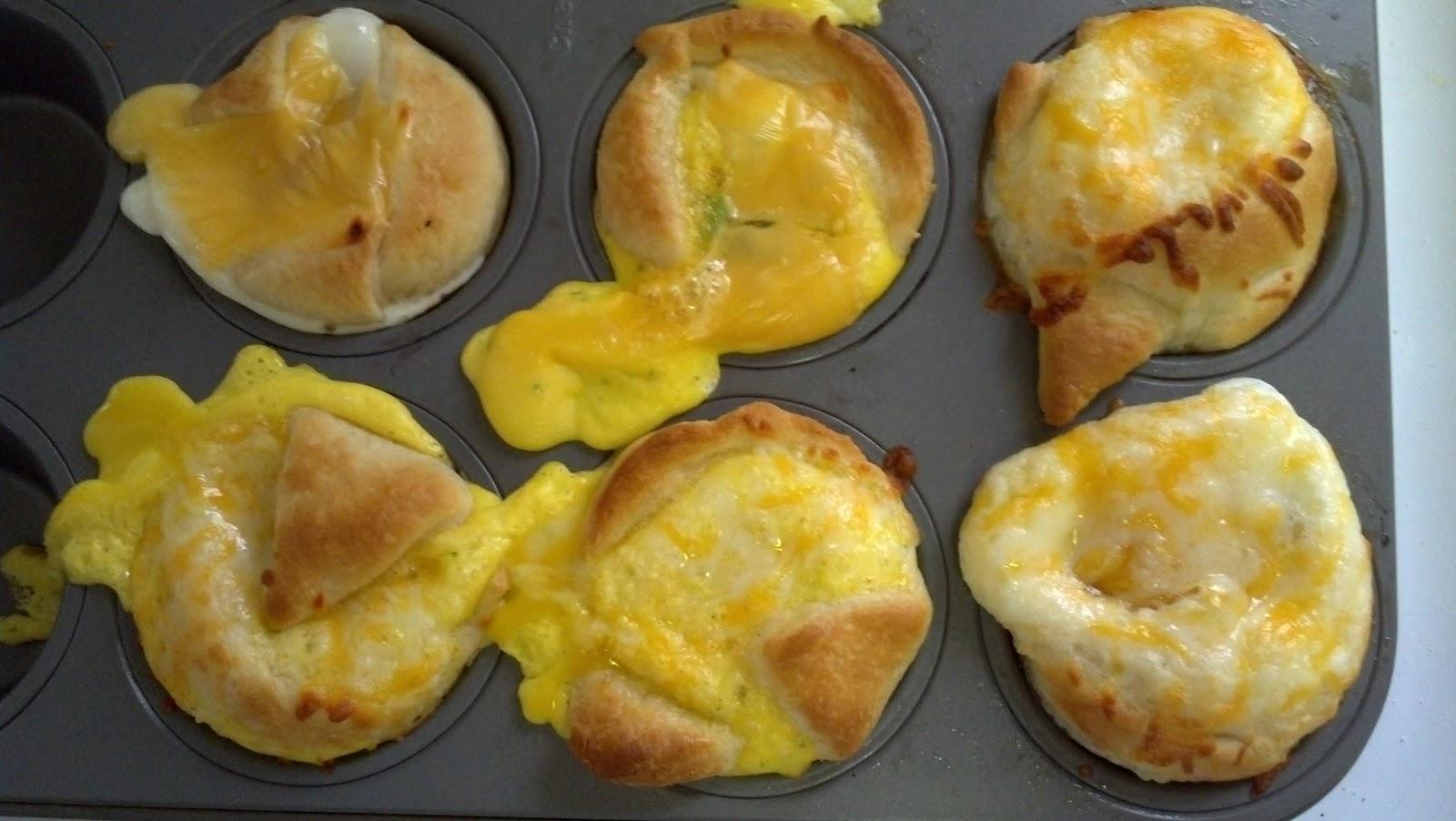 Cupcake Pan Eggs