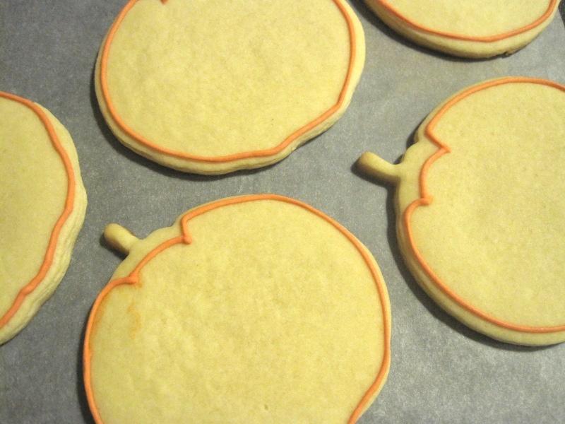Baño Wilton Sencillo:Club Cooking Cookies: Calabazas y Brujas de Halloween!! Y nueva receta