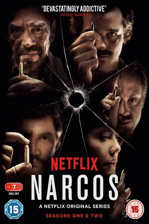 Narcos S02 All Episode [Season 2] Hindi Dual Audio Complete Download 720p 480p