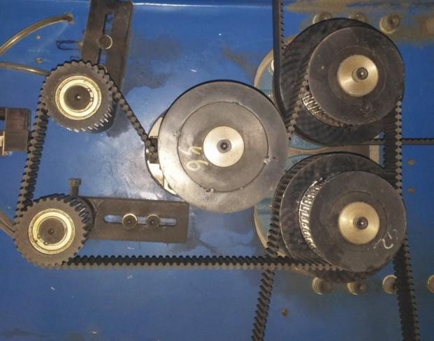 Timing Belt Pulley Formula : Tutorials articles industrial timing belts