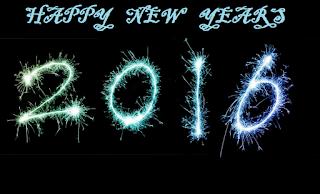 Kumpulan Animasi DP BBM dan Kartu Ucapan Selamat Tahun Baru 2016