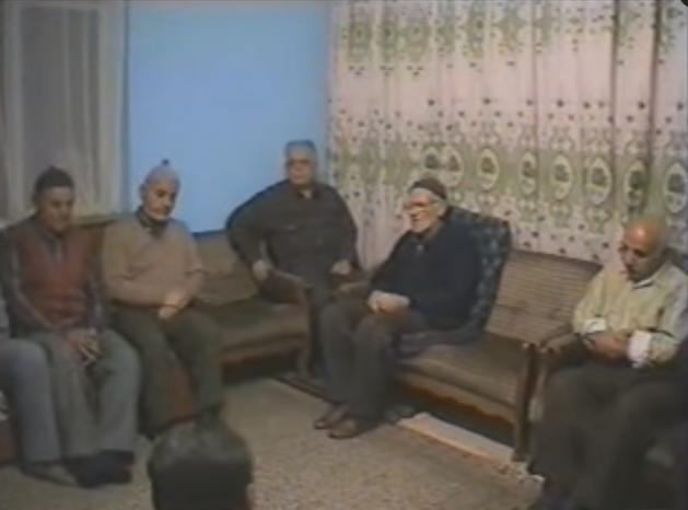 1995 yılında yapılan bir sohbetten