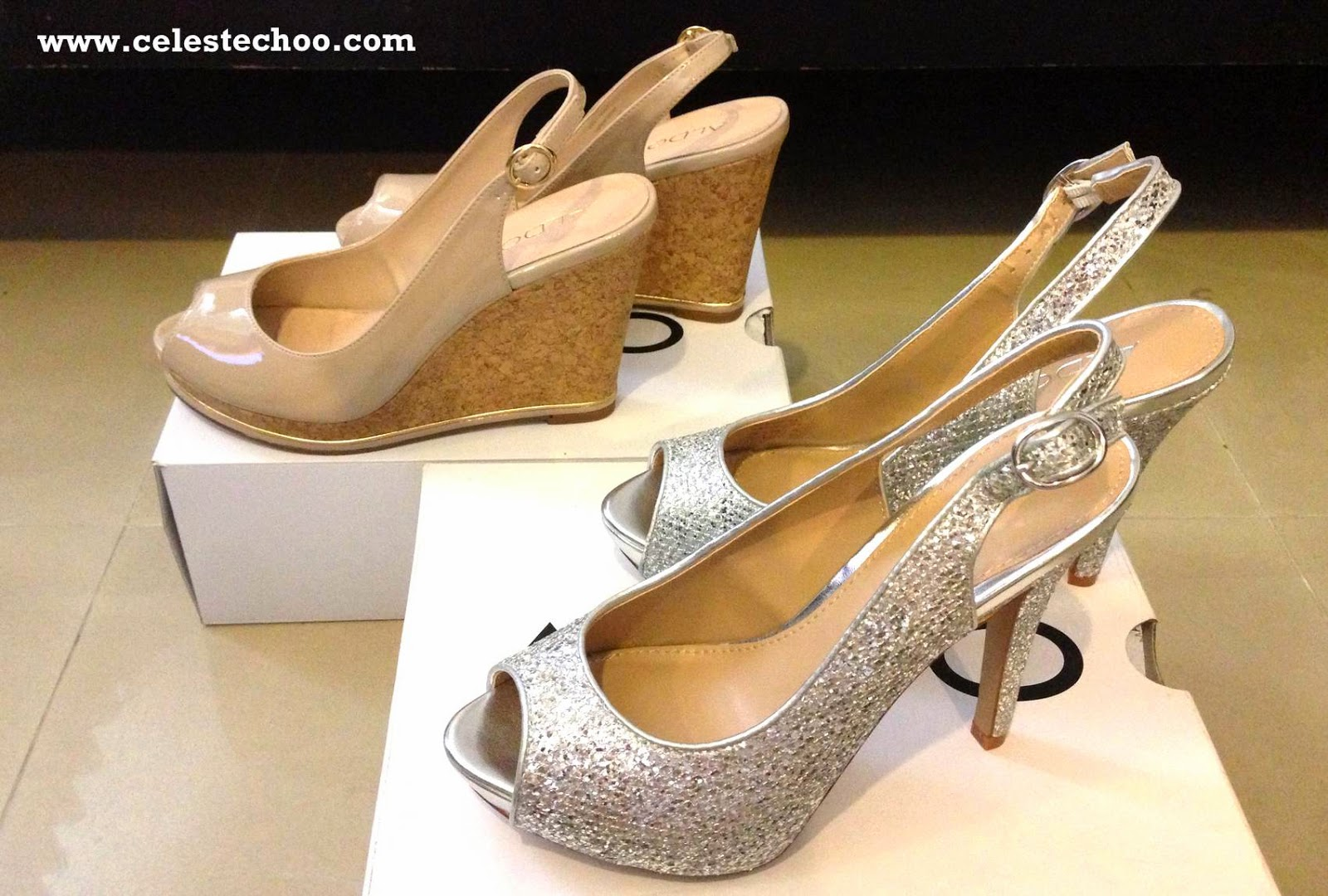 image-silver-and-beige-shoes-with-boxes