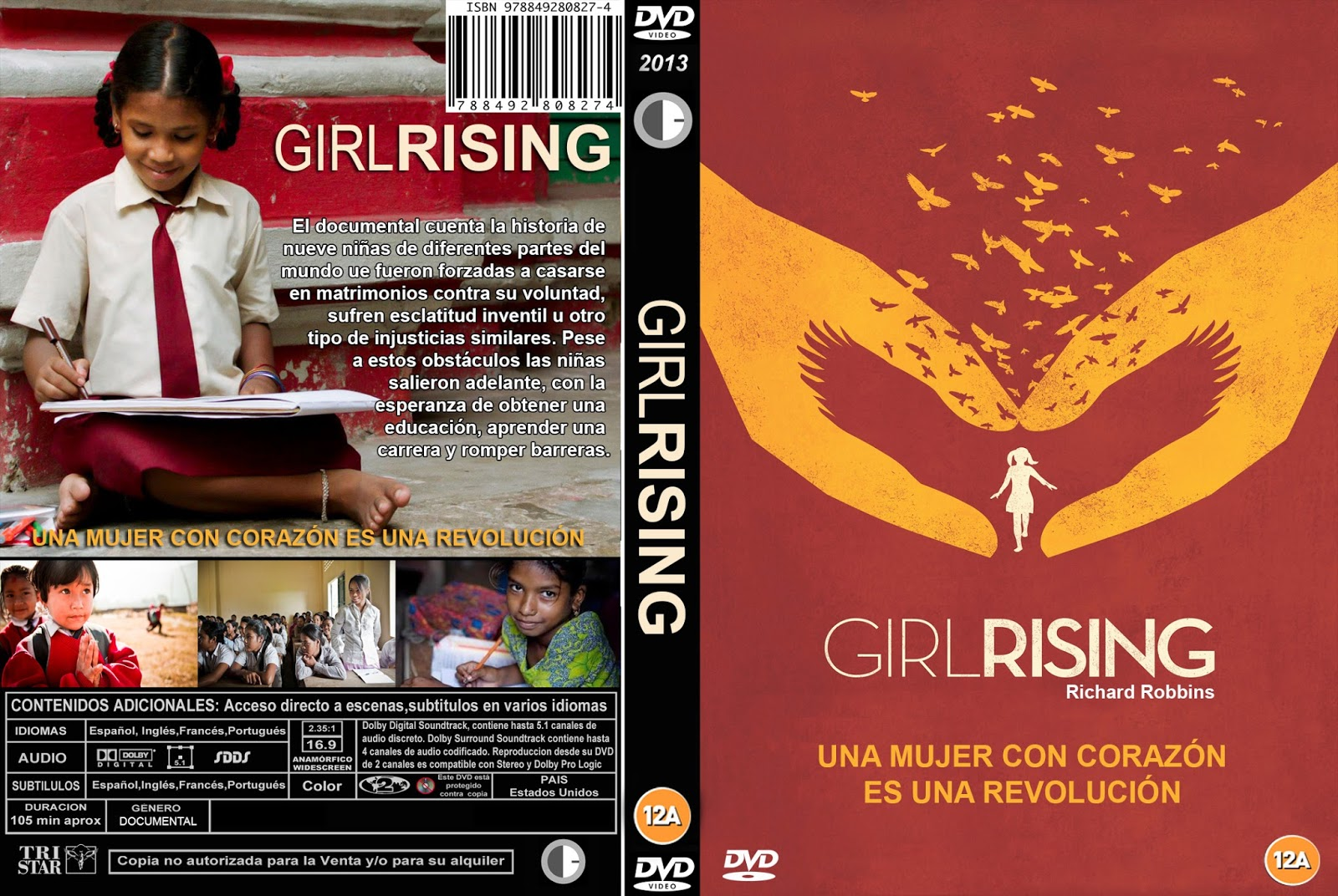 a critical review of girl rising a film by richard e robbins From academy award-nominated director richard e robbins comes girl rising, an innovative feature film about girls around the world who are striving beyond c.
