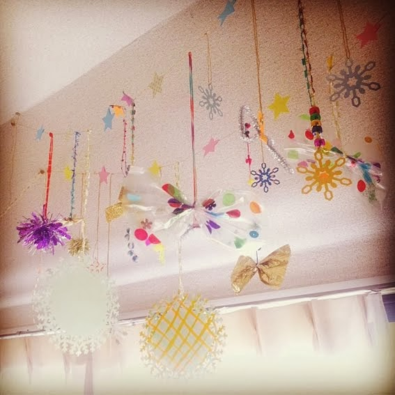 Christmas Garland Workshop!