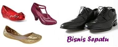 usaha bisnis pembuatan sepatu