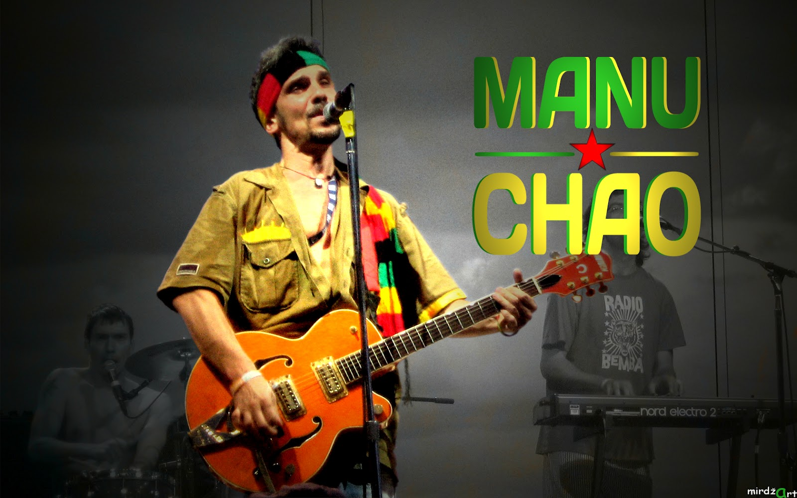 My dirty music corner: MANU CHAO