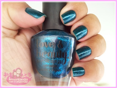 Esmaltes Love & Beauty da Forever 21