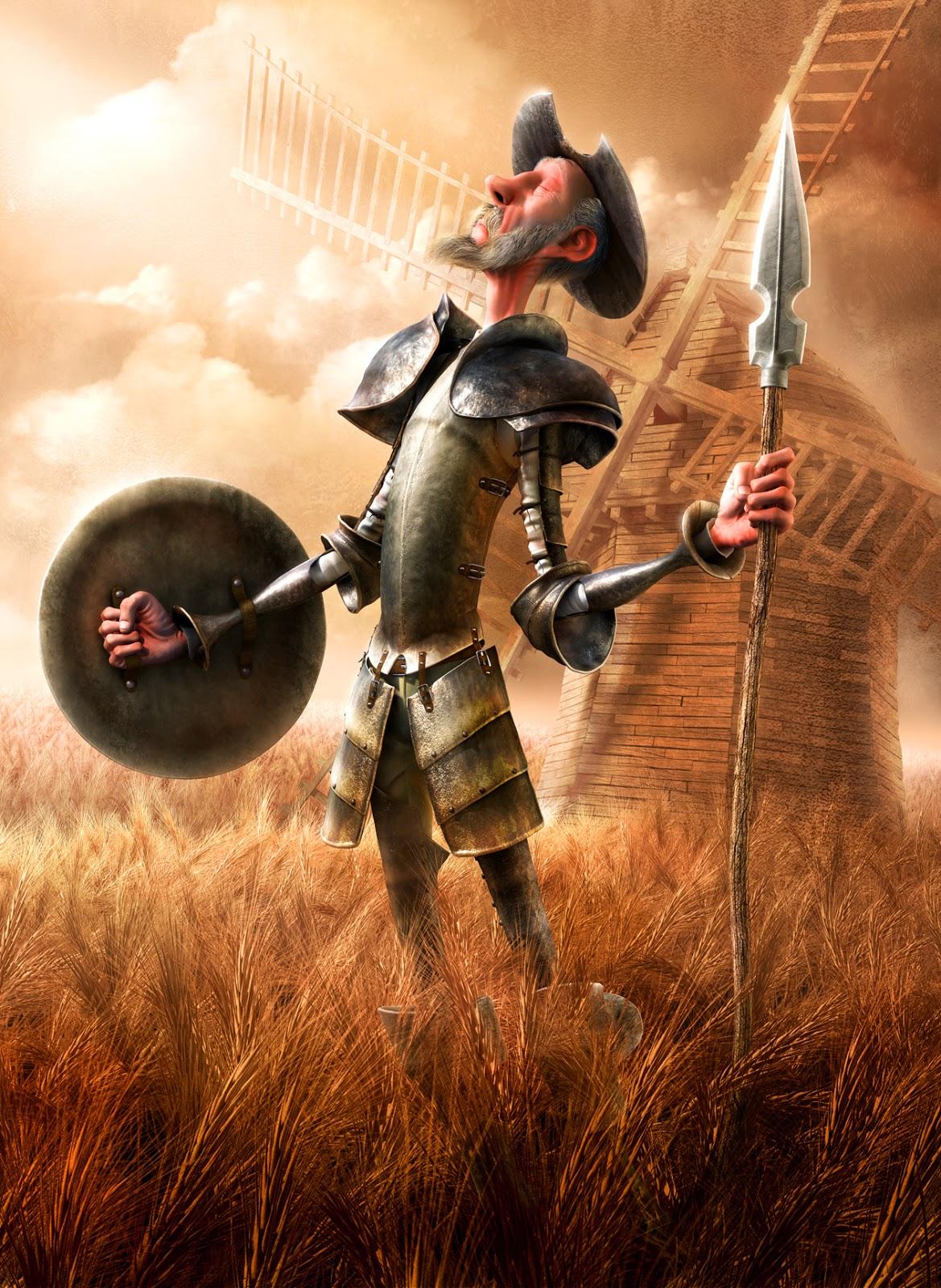 O Engenhoso Fidaldo Dom Quixote de La Mancha