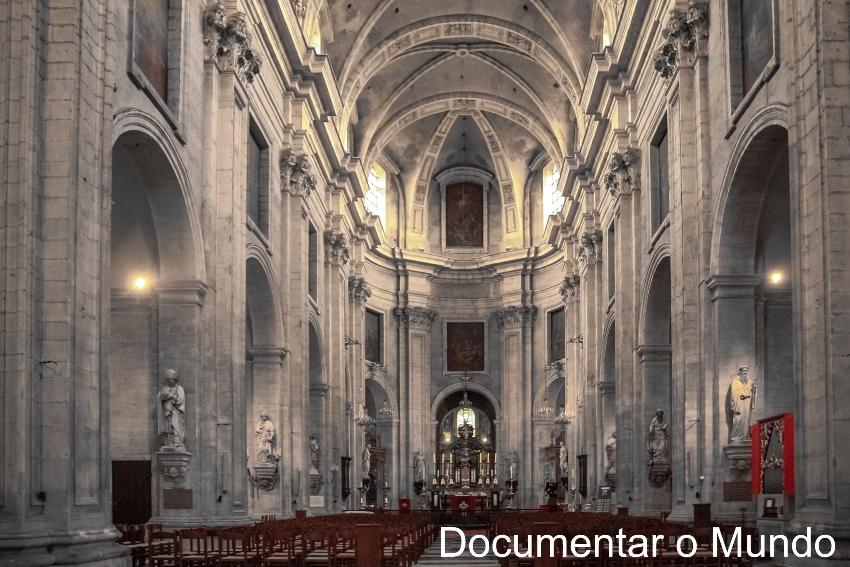 Igreja de Nossa Senhora de São Pedro; O.L.V.-Sint-Pieterskerk; St. Pietersplein; Pieter Huyssens
