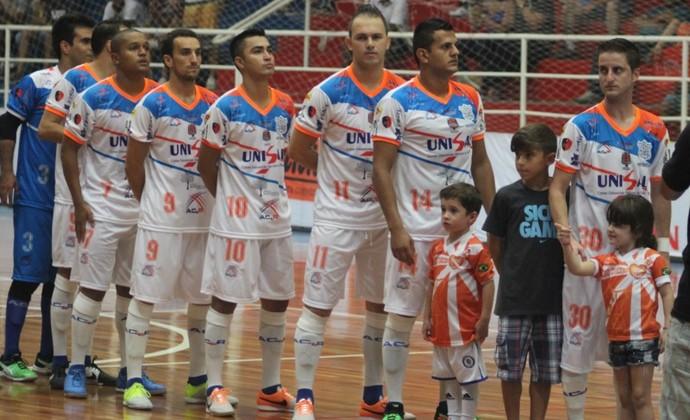 8be80d0685 O Guaratinguetá Futsal começou a fase de montagem do elenco para as  disputas dos campeonatos deste ano. Apesar das dificuldades financeiras