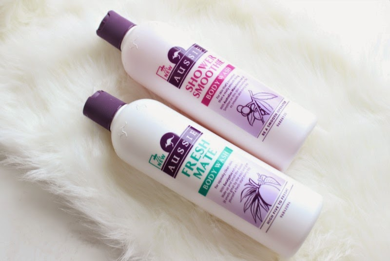 New Aussie Body Washes