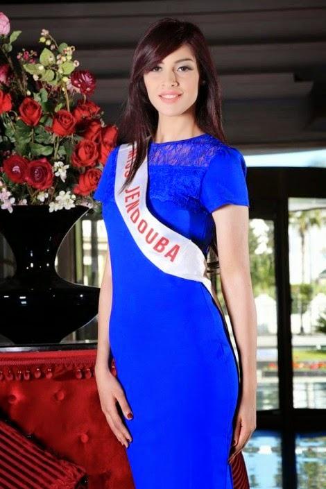 Mariem Ben Romdhane Ben Romdhane Miss Ariana