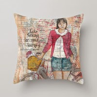 Prints, Pillows, Cards, Rugs at Society6!