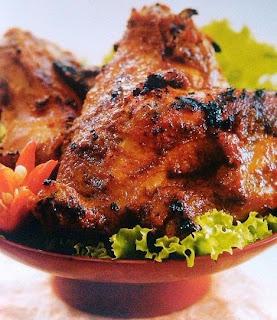 Resep ayam bakar khas wong solo