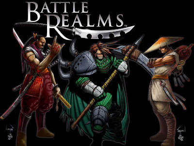 Battle Realms Serpent and Lotus 2