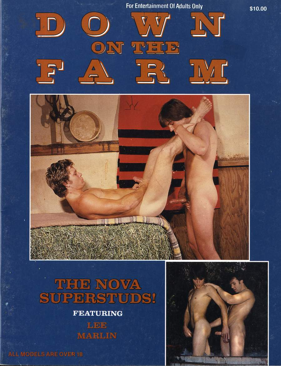 Down on the Farm Cover Front