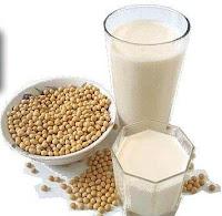 Susu kedelai untuk pembentukan massa otot yang sempurna