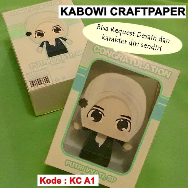KABOWI CRAFTPAPER