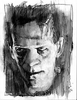 the reflection of humanity in frankensteins Frankenstein and the miltonic creation of evil  monster as the evil reflection of the good victor frankenstein  since god does not entirely abandon humanity .