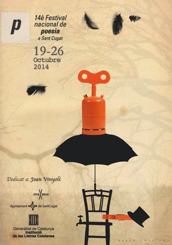 Festival de Poesia a Sant Cugat