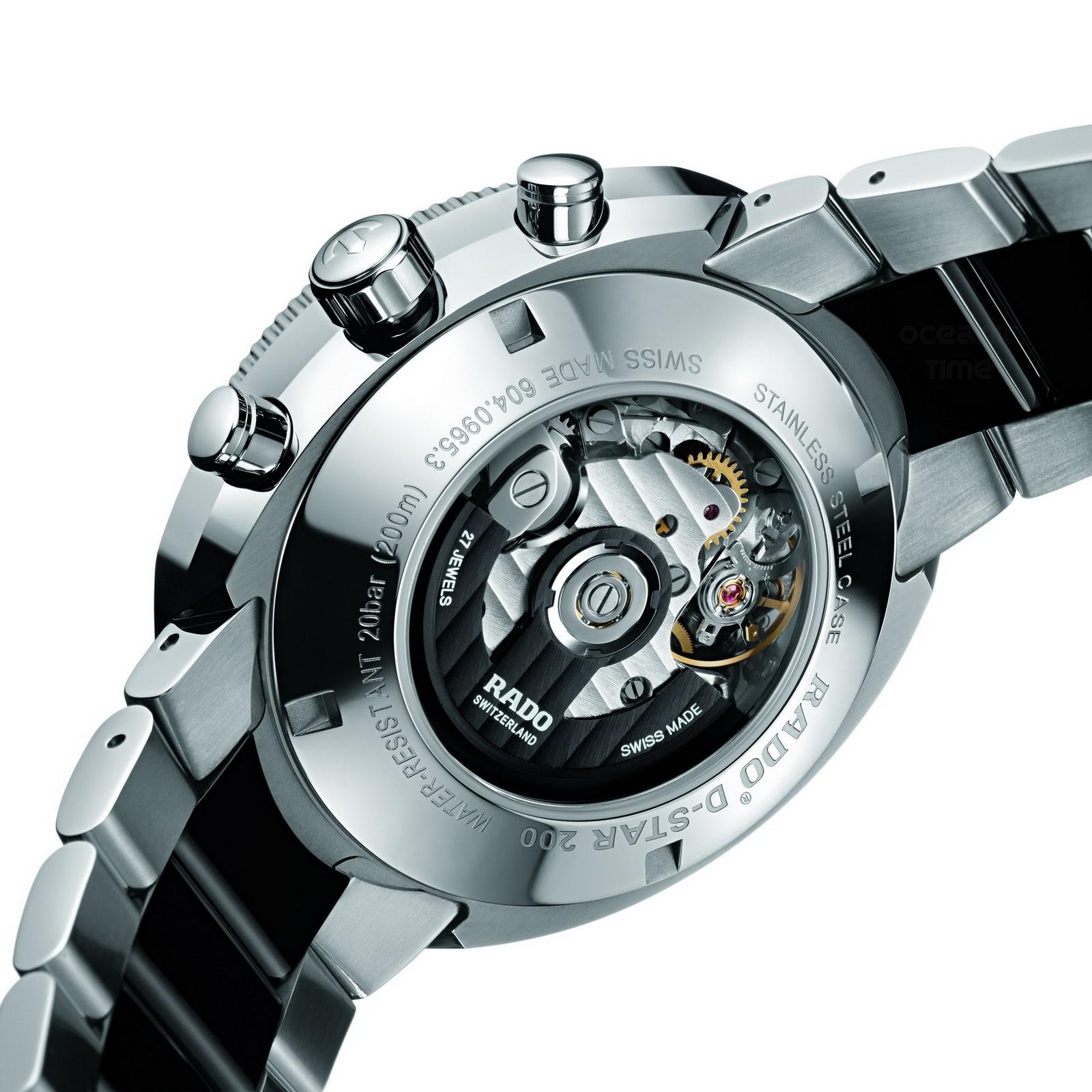 Watches 7: RADO - D-Star 200