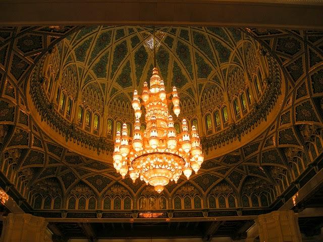 lampu hias gantung masjid