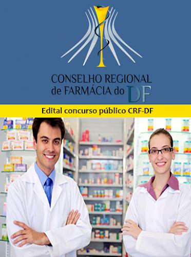 Concurso CRF/DF: Conselho Regional de Farmácia do DF