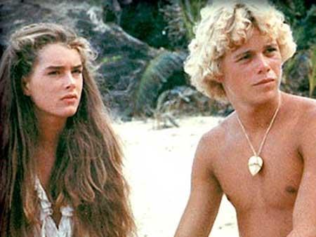 A Lagoa Azul foi um dos grandes filmes que fez parte da infância nos anos 90.