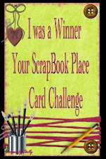 Winner Your Scrapbook Place Challenge