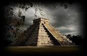 Estela  durante epoca precolombina