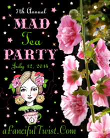 A Mad Hatter's Tea Party - 2014