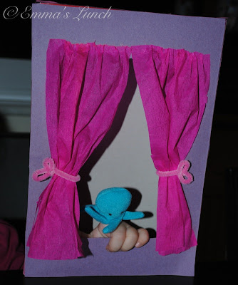 finger puppet theater
