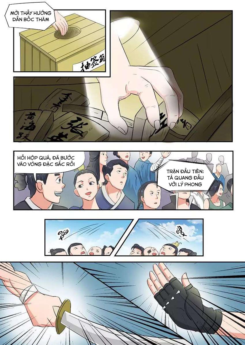 Võ Thần Chúa Tể Chapter 100 - Hamtruyen.vn